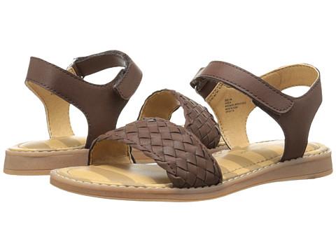 Hanna Andersson - Gisela (Toddler/Little Kid/Big Kid) (Medium Brown) Girls Shoes