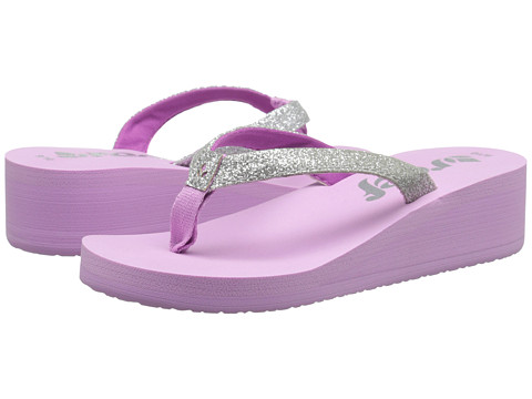 Reef Kids - Little Krystal Star (Toddler/Little Kid/Big Kid) (Lavender/Silver) Girls Shoes