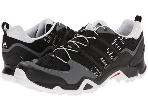adidas Outdoor - Terrex Swift R (Black/Vista Grey/White) Men's Shoes
