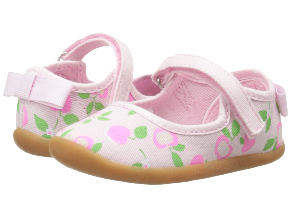 Hanna Andersson - Aurora (Infant/Toddler) (Pale Peony) Girls Shoes