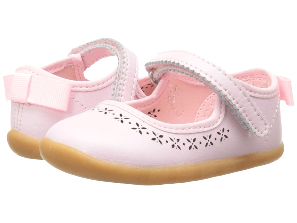 Hanna Andersson - Jessika (Infant/Toddler) (Peach Blossom) Girl's Shoes