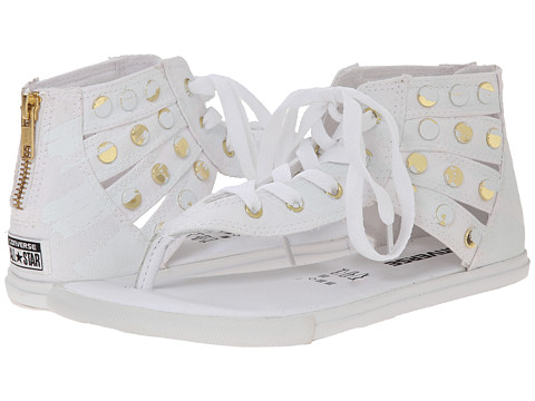 Converse - Chuck Taylor All Star Gladiator Hi (White) Women