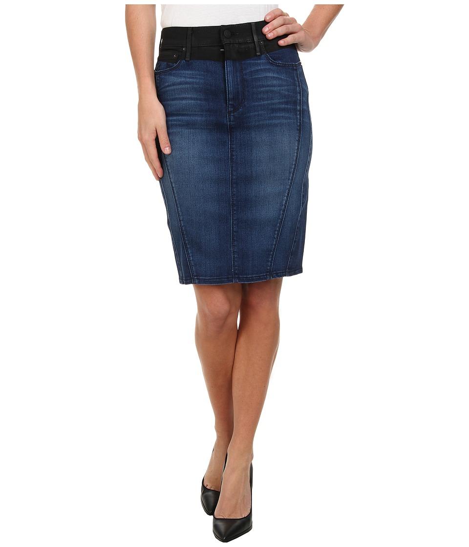 True Religion - Chloe Pencil Skirt in Till the End (Till the End) Women's Skirt plus size,  plus size fashion plus size appare