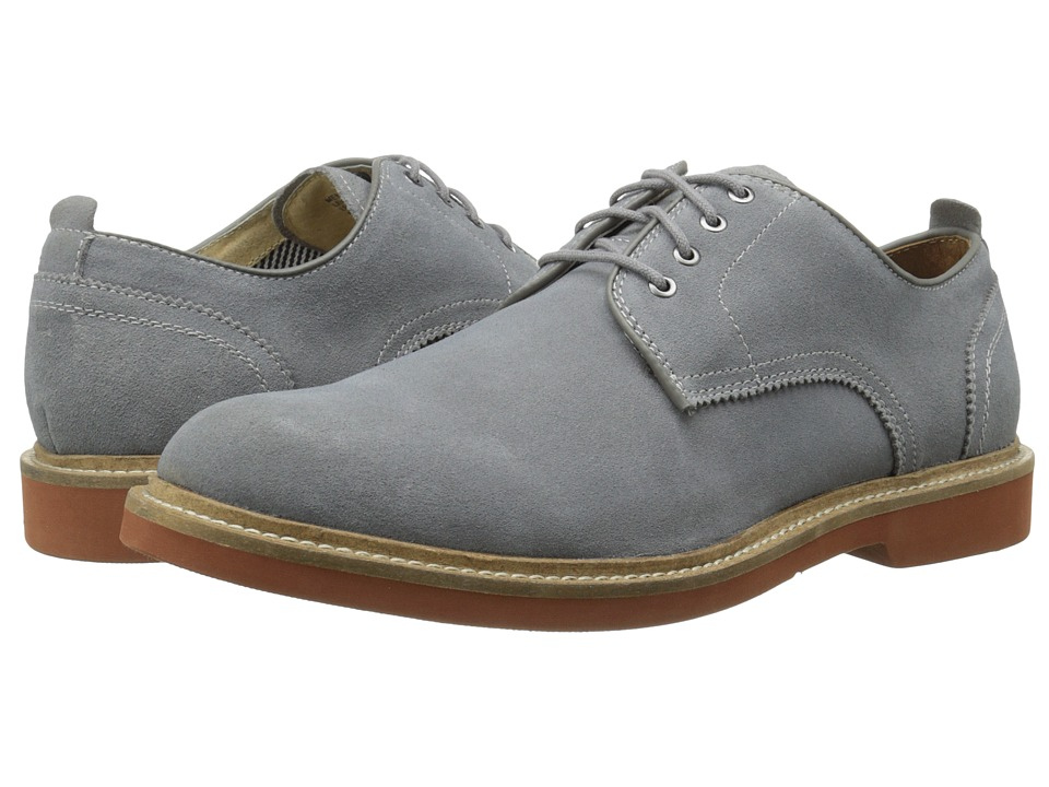 Florsheim - Bucktown Plain Ox (Gray Suede) Men