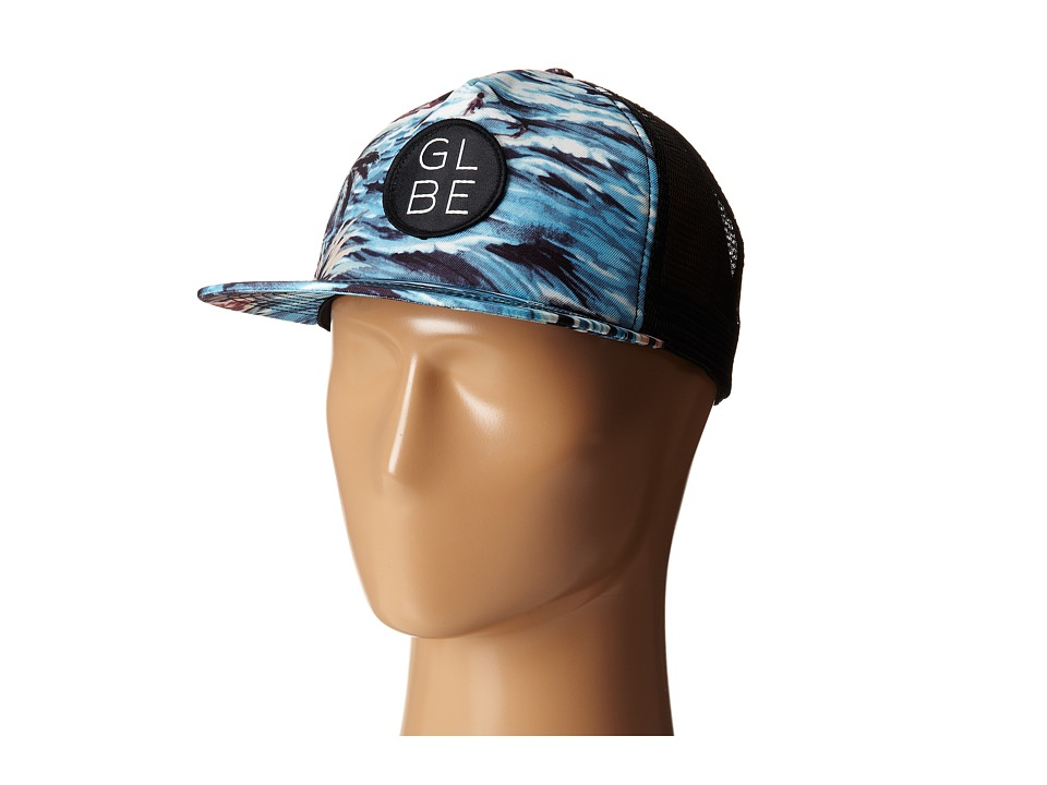 Globe - Neville Trucker Hat (Blue) Caps