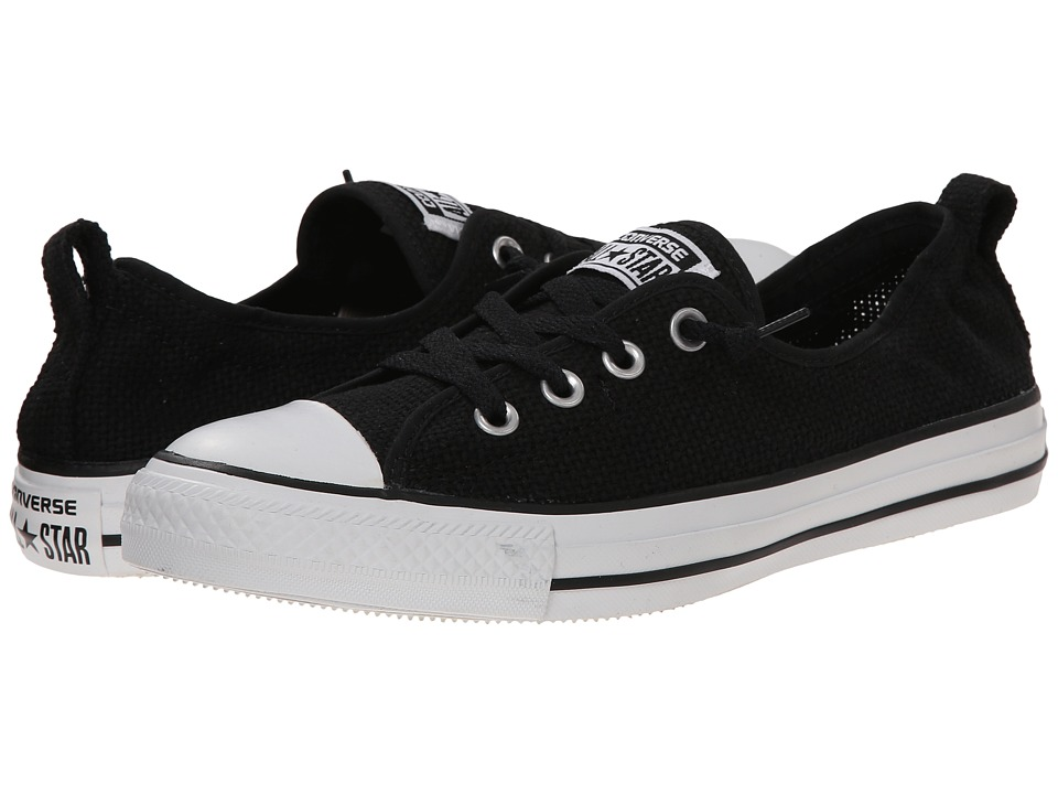 Converse - Chuck Taylor All Star Shoreline Slip (Black) Women's Shoes
