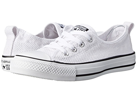 Converse - Chuck Taylor All Star Shoreline Slip (White) Women's Shoes