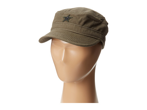 Diesel - Conor Hat (Army Green) Traditional Hats