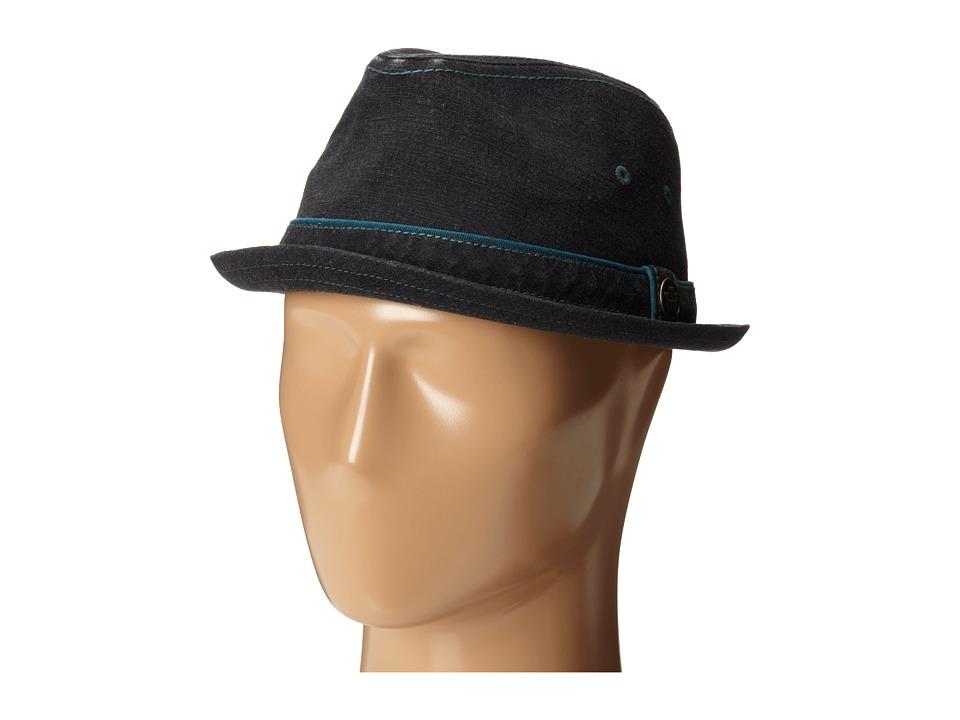 Goorin Brothers - McKinley Jean (Black) Caps