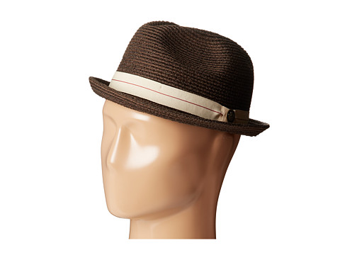 Goorin Brothers - Humphrey (Brown) Fedora Hats