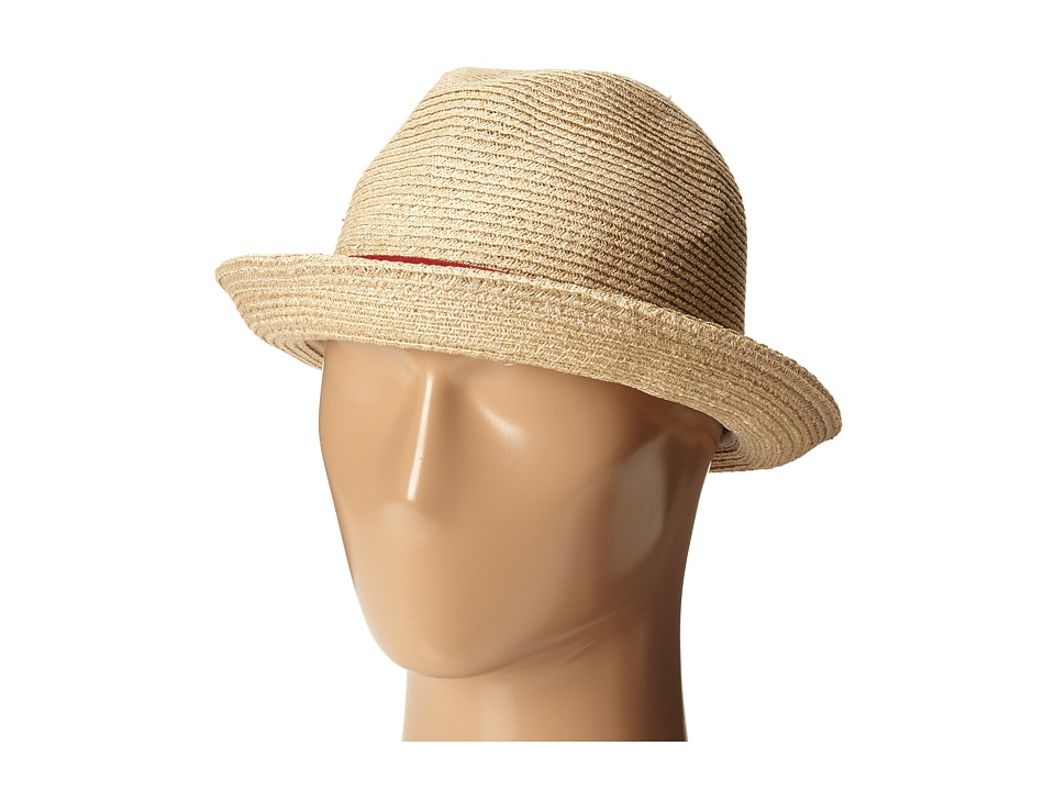 Goorin Brothers - Humphrey (Natural) Fedora Hats