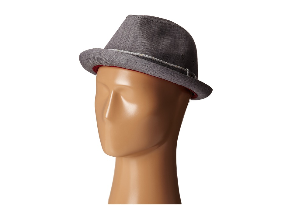 Goorin Brothers - Hotel Del Coronado (Grey) Caps
