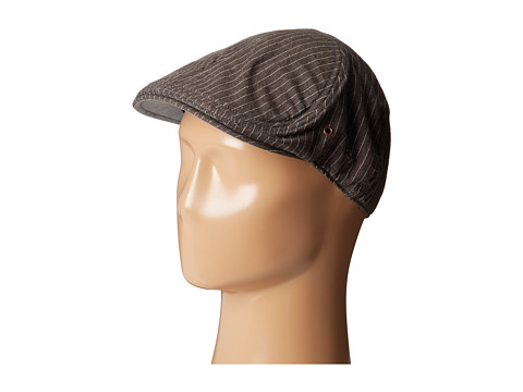Goorin Brothers - Flight Mechanic (Charcoal) Caps