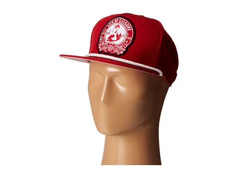 Goorin Brothers - Leisure Mascot (Red) Caps
