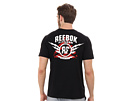 Reebok Graphic Tee (Black) Men's Short Sleeve Pullover
