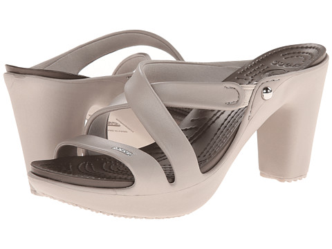 Crocs - Cyprus IV (Platinum/Pewter) Women