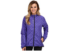 Reebok Delta Series Training Woven Jacket (Fearless Purple/Crisp Purple) Women's Coat