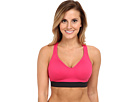 Reebok Delta Series Short Bra (Candy Pink/Black) Women's Bra