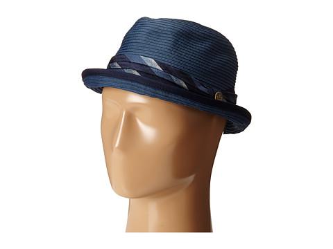 Goorin Brothers - Playa Ancon (Blue) Caps