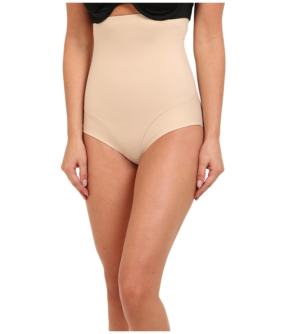 Miraclesuit Shapewear - Extra Firm Comfort Leg Hi Waist Brief (Nude) Women's Underwear