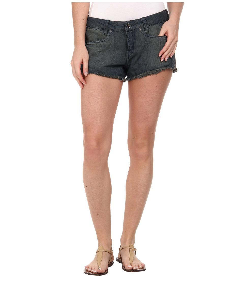 Burton - Skimmer Short (Charcoal) Women's Shorts