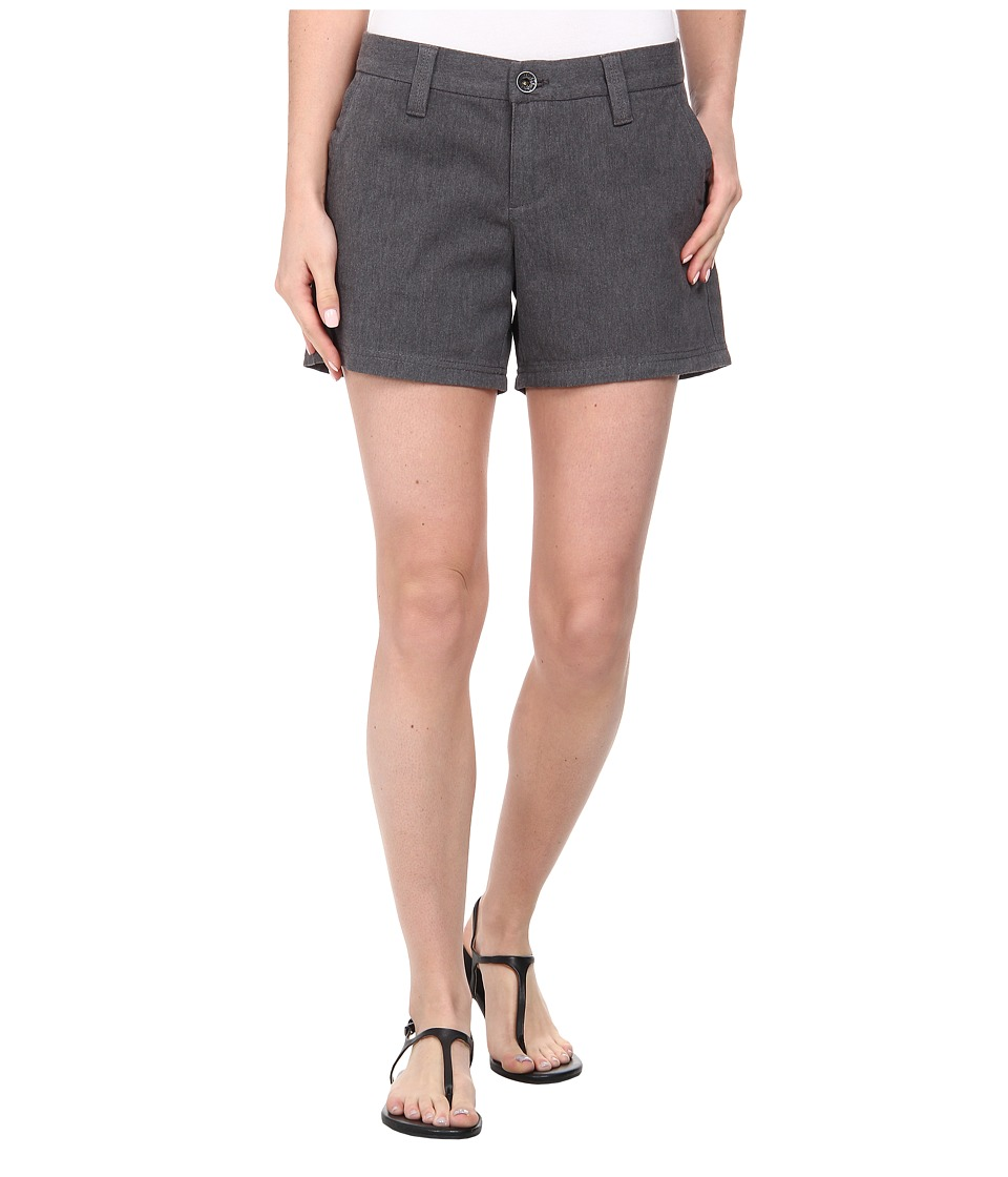 Burton - Mid Short (Monument Heather) Women's Shorts