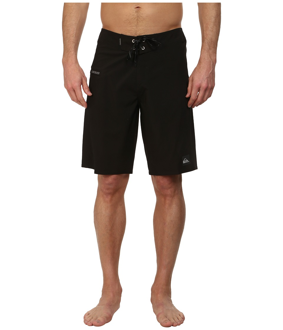 Quiksilver - Everyday Kaimana 21 Boardshort (Black) Men's Swimwear