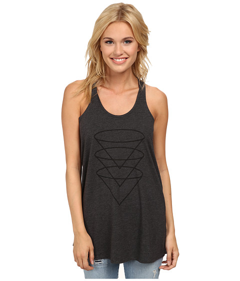 Burton - Martini Knit Tank (True Black Heather) Women's Sleeveless