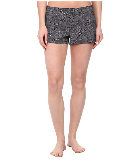 Burton - Shearwater Boardshort (True Black Floral Stripe) Women