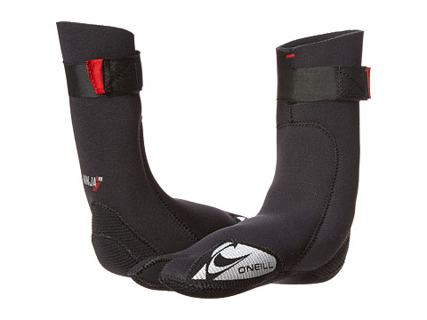 O'Neill - Heat Ninja 3mm Boot (Black) Men's Boots