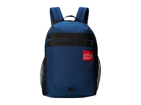Manhattan Portage - Critical Mass Backpack (Navy) Backpack Bags