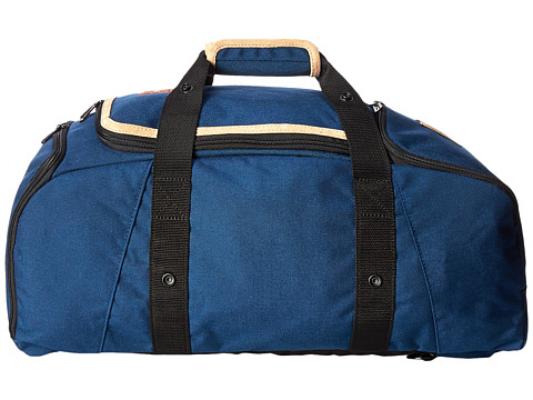 Manhattan Portage - Ludlow Convertible Backpack (Navy) Backpack Bags