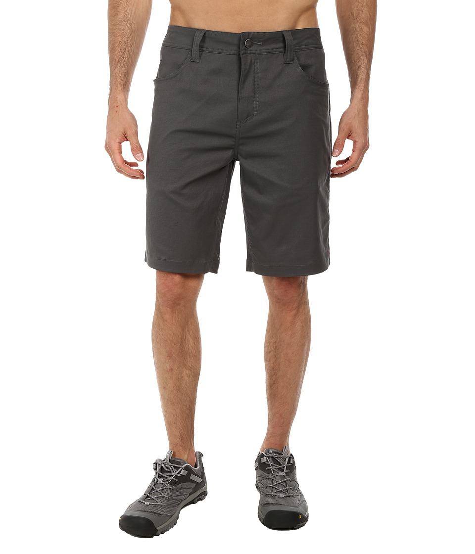 Toad&Co - Rover Short (Dark Graphite) Men's Shorts