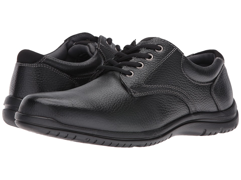 Florsheim Racer Plain Ox (Black Milled) Men