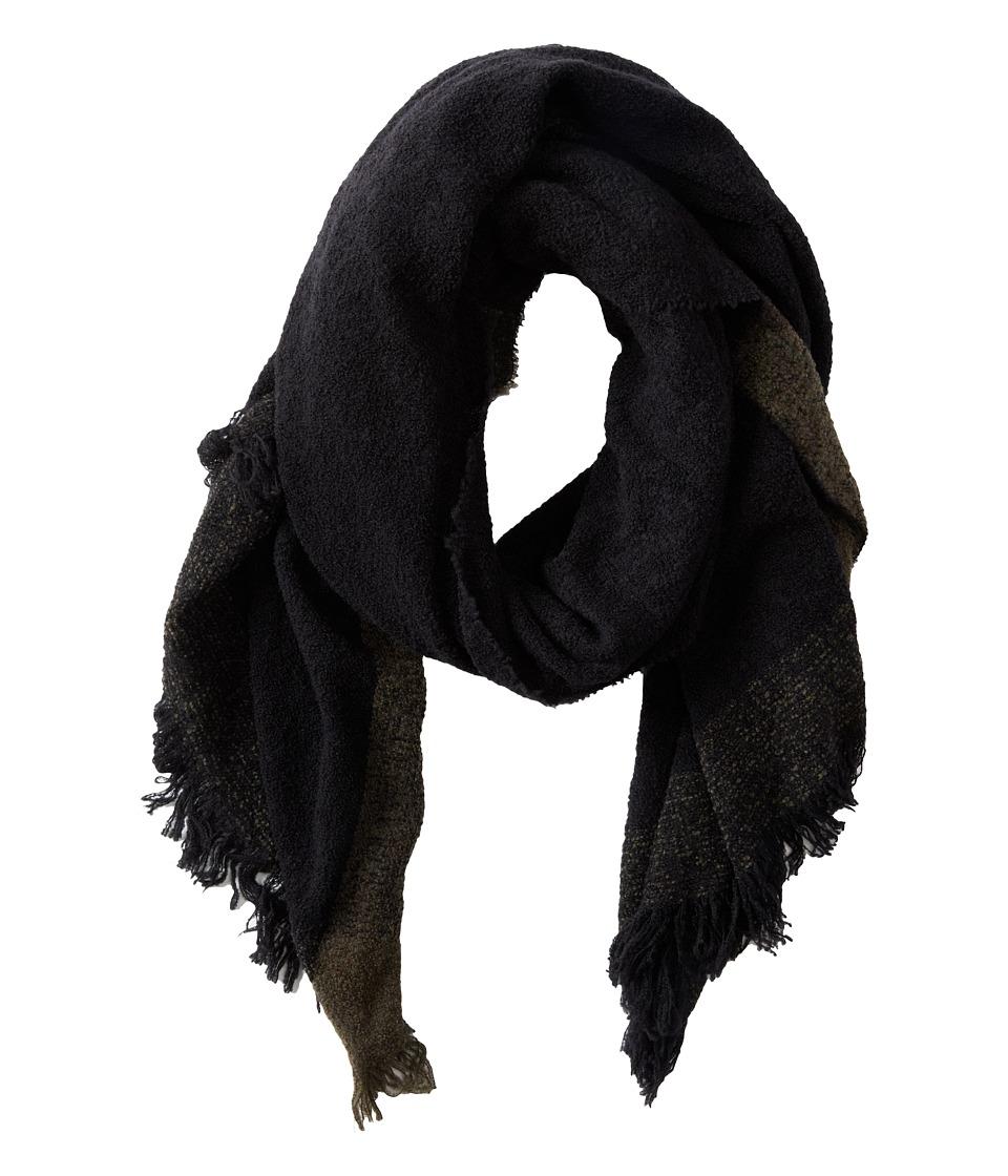 Diesel - Salina Scarf (Black) Scarves