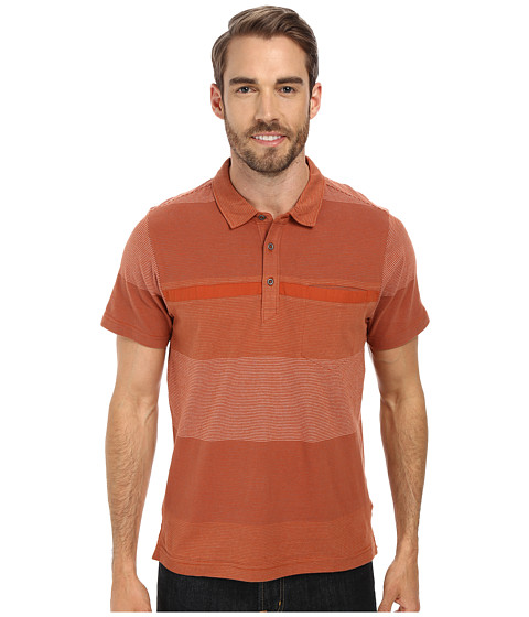 Toad&Co - Jack S/S Polo Shirt (Picante) Men