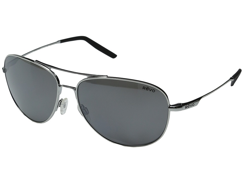 Revo - Windspeed (Chrome/Graphite) Sport Sunglasses