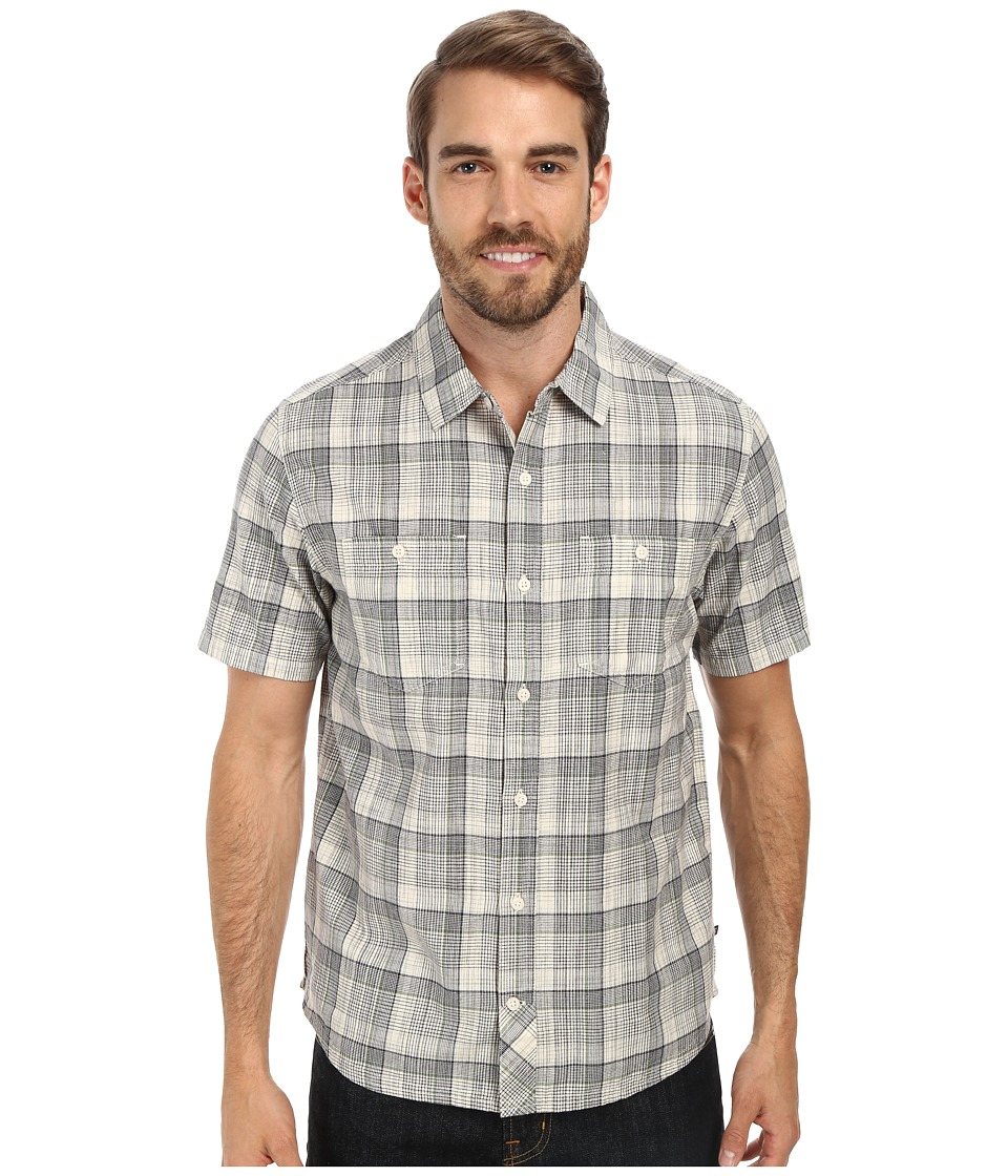 Toad&Co - Smythy S/S Shirt (Pinon Pine) Men's Short Sleeve Button Up
