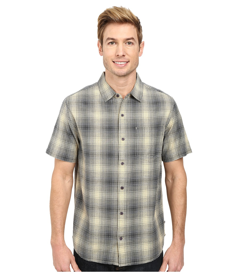 Toad&Co - Coolant S/S Shirt (Sawdust) Men's Short Sleeve Button Up