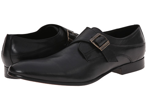 Fitzwell - Monk (Black Tequila Leather) Men