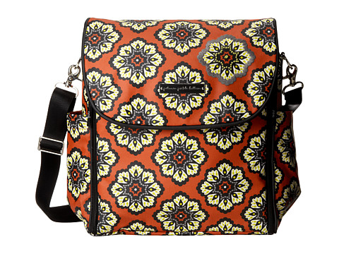petunia pickle bottom - Glazed Boxy Backpack (Lively Lima) Diaper Bags