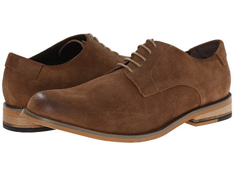 Fitzwell - Pursue (Tan Burnished Suede) Men