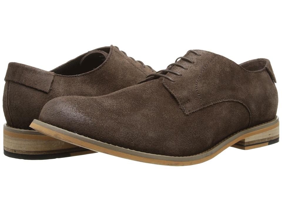 Fitzwell - Pursue (Dark Brown Burnished Leather) Men