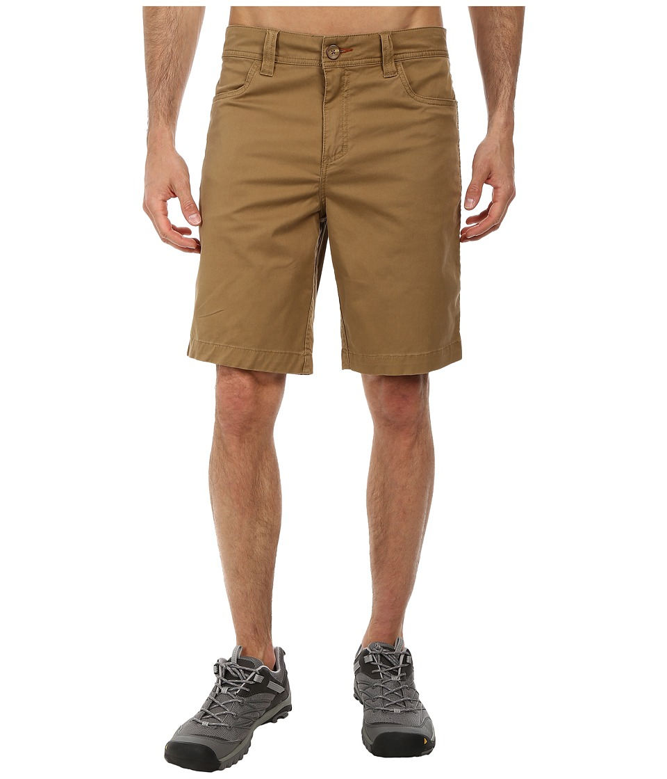 Toad&Co - Mission Ridge Short (Honey Brown) Men's Shorts