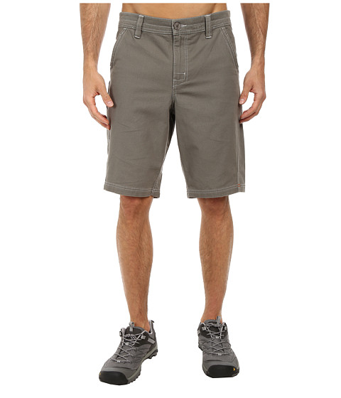 Toad&Co - Back Road Short (Slate Grey) Men's Shorts