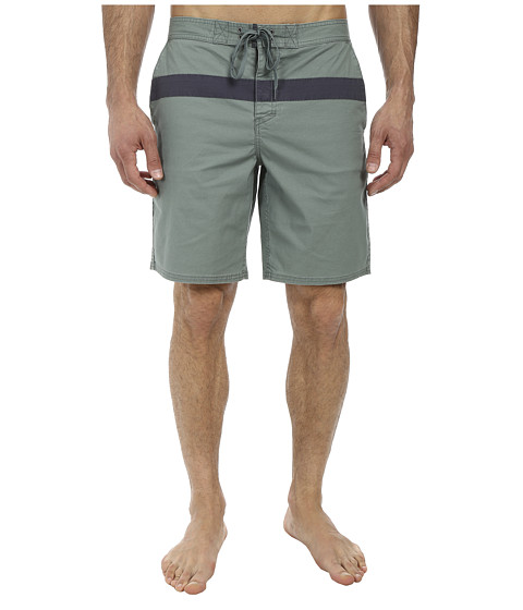 Toad&Co - Bahia Trunk (Pinon Pine Stripe) Men's Swimwear