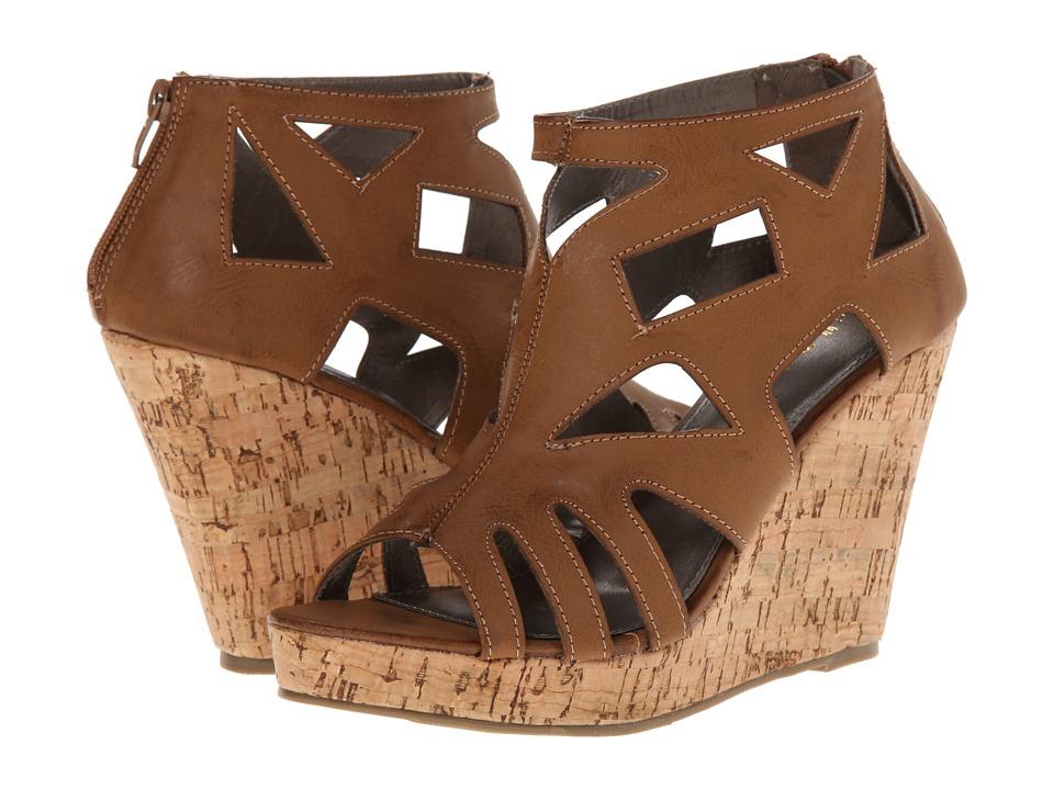 Gabriella Rocha - Malena (Natural) Women's Wedge Shoes