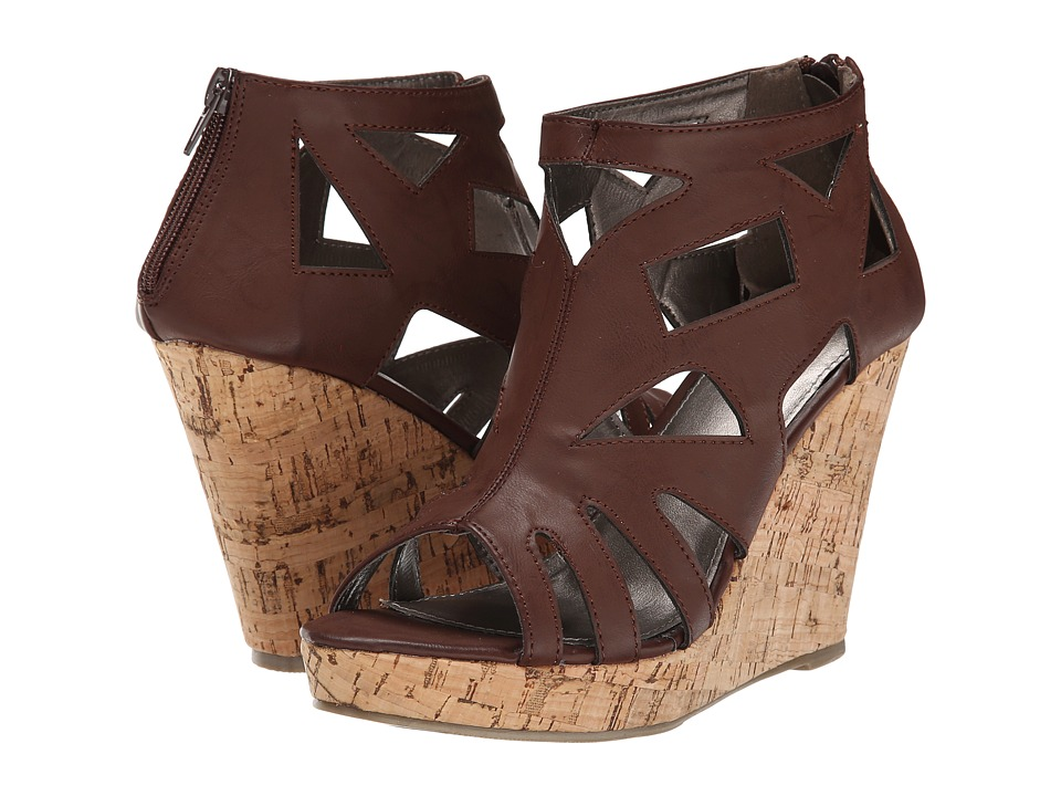 Gabriella Rocha - Malena (Wood) Women's Wedge Shoes