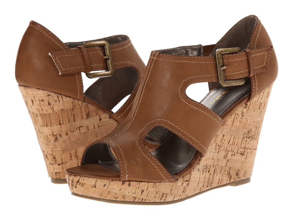 Gabriella Rocha - Madeline (Natural) Women's Wedge Shoes
