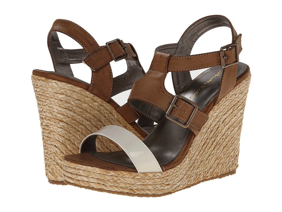 Gabriella Rocha - Maysa (Natural/Bone) Women's Wedge Shoes